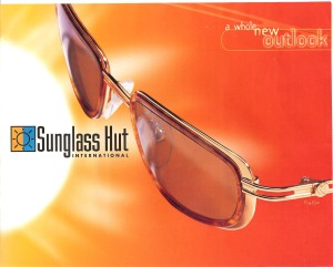 Sunglass Hut A Whole New Outlook Front Cover