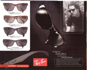 Sunglass Hut A Whole New Outlook Catalog Page 22